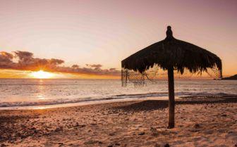 Cabo San Lucas at sunset