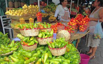 Market in Oaxaca