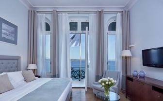 Balcony Room at Poseidonion