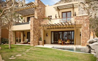Exterior at Capella Pedregal, luxury hotel in Mexico