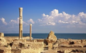 Antonie Baths, Carthage