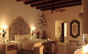 Luxury junior suite interior at Las Ventanas al Paraiso