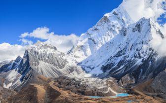 Himalyan Mountains, Nepal