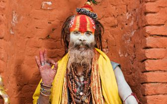 Local Nepal Man