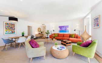 Two Bedroom Living Room, Martinhal Lisbon