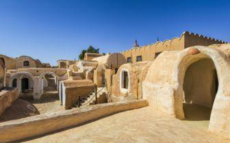 Berber Village, Tunisia