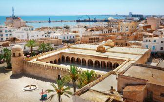 Sousse View, Tunisia