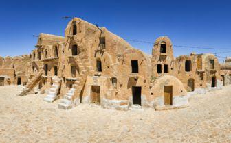 Tatouine District, Tunisia