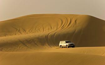 Desert Tour, Dubai