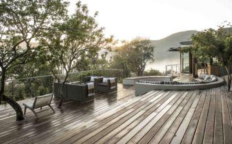 Outdoor Deck, Settler's Drift