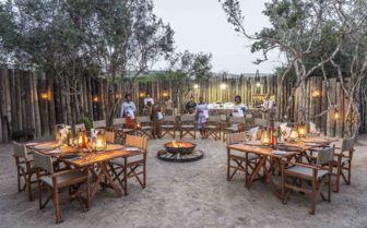 Outdoor Dining, Settler's Drift