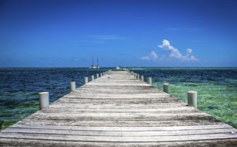 Belize Boardwalk