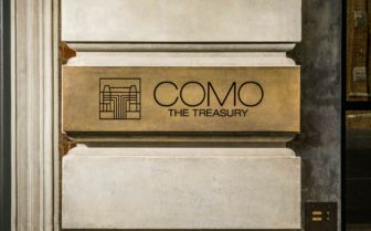 COMO The Treasury Exterior
