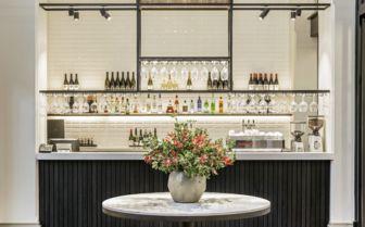 Bar Interior, COMO The Treasury