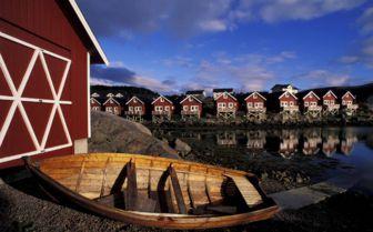 Lofoten Island Boats
