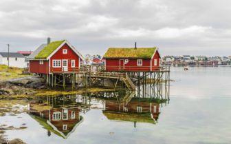 Lofoten Island Huts