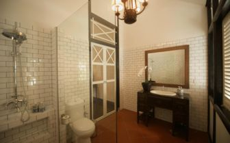 Villa Samadhi Crib Room
