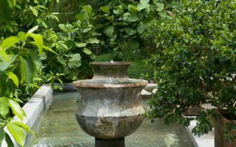 Water Feature, Villa Samadhi