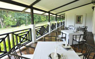 Tamarind Hill restaurant, Villa Samadhi