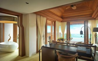 Cliff Pool Villa, Ritz Koh Samui