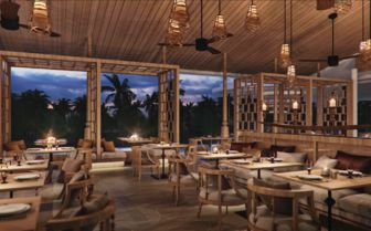 Restaurant, Ritz Koh Samui