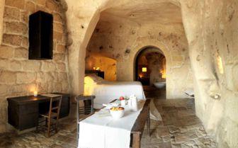 Suite Room, Sextantio Grotte Della Civitta Matera