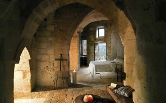 Suite at Sextantio Grotte Della Civitta Matera