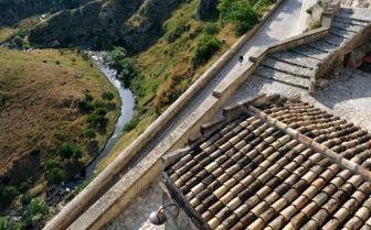 Aerial View, Sextantio Grotte Della Civitta Matera