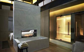 Spa VIP room, Temple House