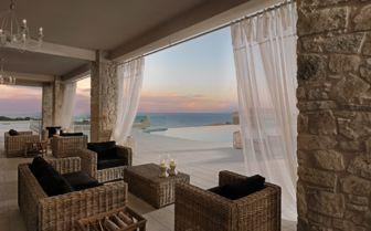 Lounge at Camvillia Resort