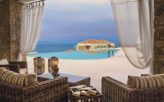 Lounge Sea View, Camvillia Resort