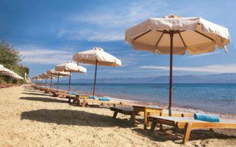Private Beach, Camvillia Resort