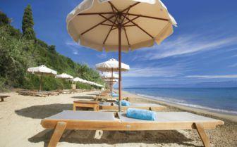 Peroulia Beach, Greece