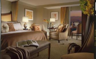 Luxury Suite at Bellagio hotel