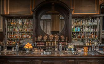 Bar at the Strand Yangon