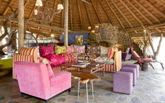 Lounge, Jaci's Safari Lodge