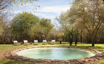 Pool, Jaci's Safari Lodge