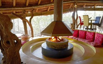 Fire Pit, Jaci's Safari Lodge
