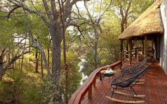 Terrace, Jaci's Safari Lodge