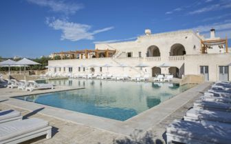Swimming Pool, Borgo Egnazia