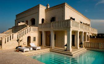 Villa Meravigliosa, Borgo Egnazia