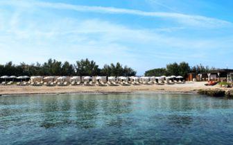 La Fonte Beach, Puglia