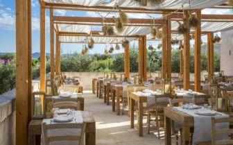 Restaurant La Frasca, Borgo Egnazia