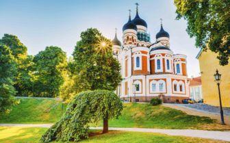 Alexander Nevsky Cathedral, Estonia