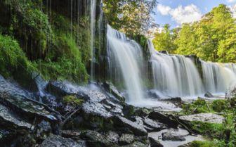 Keila Joa Waterfall, Estonia