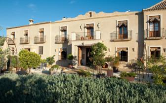 Exterior at Casa La Siesta, luxury hotel in Spain