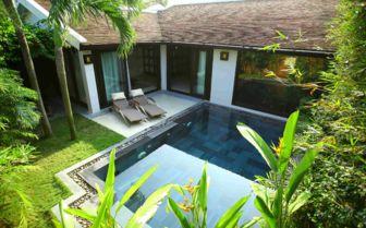Private Pool, Fusion Maia