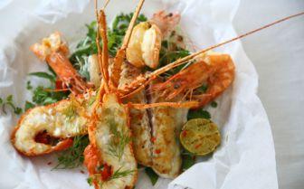Seafood, Fusion Maia