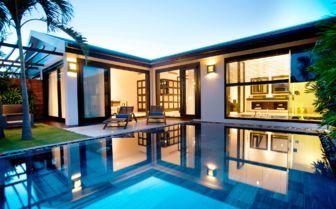 Pool Villa, Fusion Maia