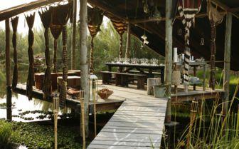 Lake Dining, Areias de Sexio